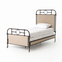 Bedroom Twin Platform Beds by Four Hands