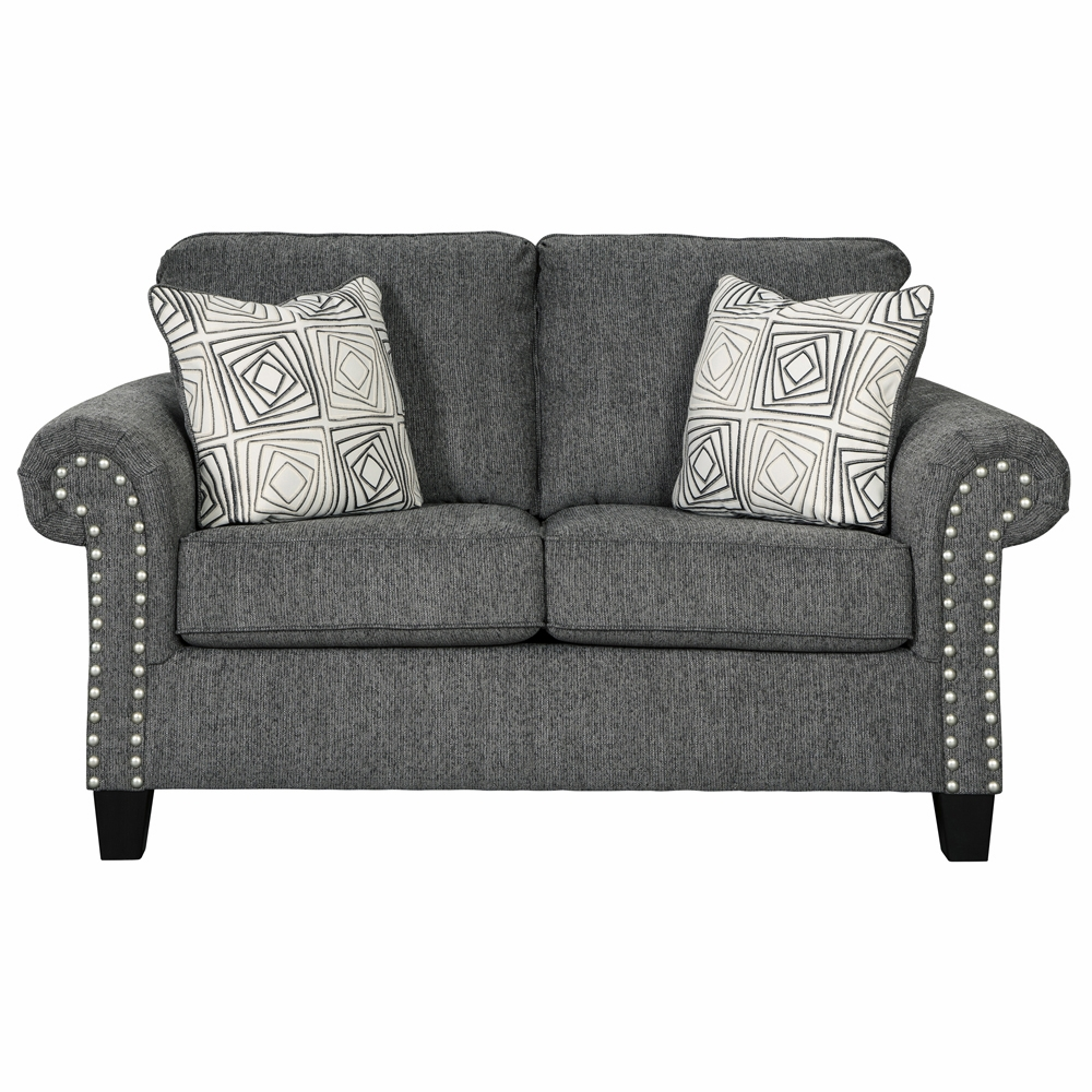 Remarkable Benchcraft Agleno Loveseat 7870135 Alphanode Cool Chair Designs And Ideas Alphanodeonline