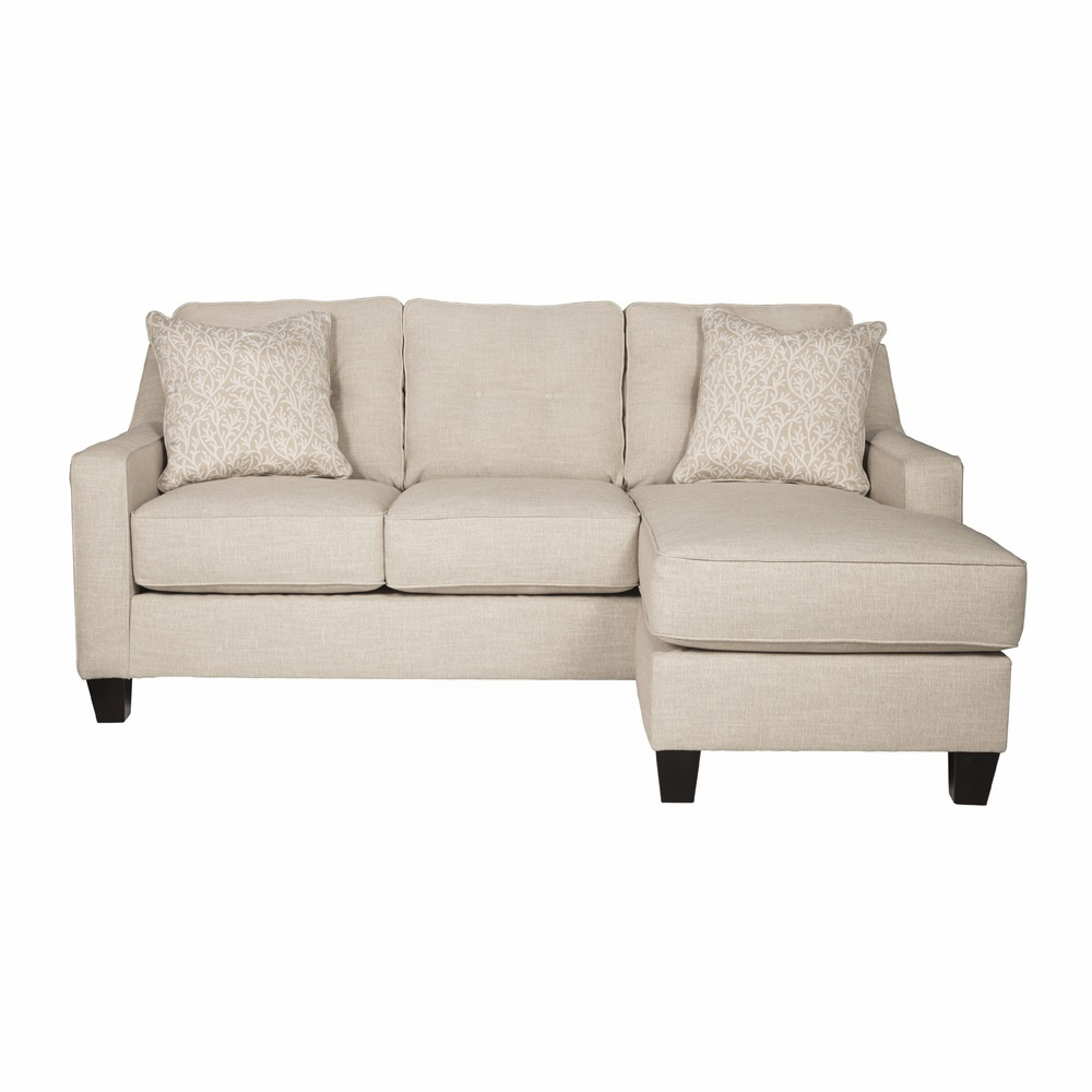 Queen Sleeper Sofa And Chaise: Aldie Nuvella Sofa Chaise Queen Sleeper