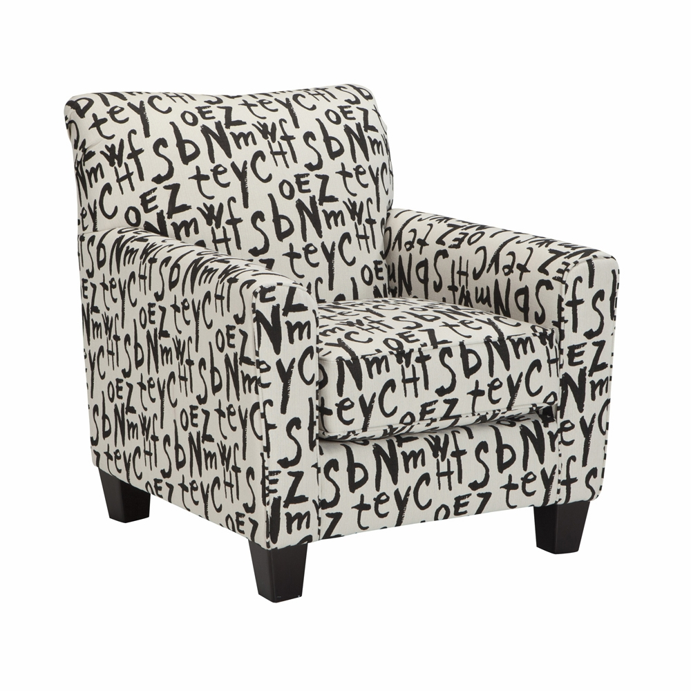 Excellent Benchcraft Brindon Charcoal Accent Chair Script 5390122 Camellatalisay Diy Chair Ideas Camellatalisaycom