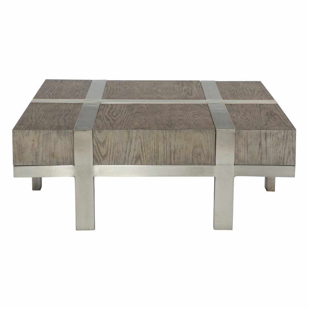 - Bernhardt - Leigh Cocktail Table - 369023