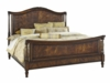 Biltmore by Fine Furniture Design - Panel Sleigh Queen Bed