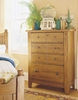 Broyhill - Attic Heirlooms 4 Drawer Chest - 4397-40SV