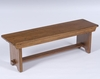 Broyhill - Attic Heirlooms Bench (wood seat) in Natural Oak Stain - 5397-96S