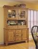 Broyhill - Attic Heirlooms China in Natural Oak Stain - 5397-65SV_66SV