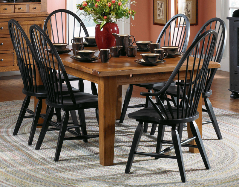 Genial Broyhill   Attic Heirlooms Dining Room Set F. Hover To Zoom · Natural Oak  Finish