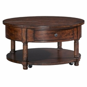 Broyhill Attic Heirlooms Rectangular Cocktail Table In