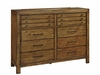 Broyhill - Bethany Square 10 Drawer Chesser - 4930-234