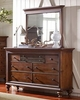 Broyhill - Cascade Drawer Dresser and Mirror - 4940-230_236