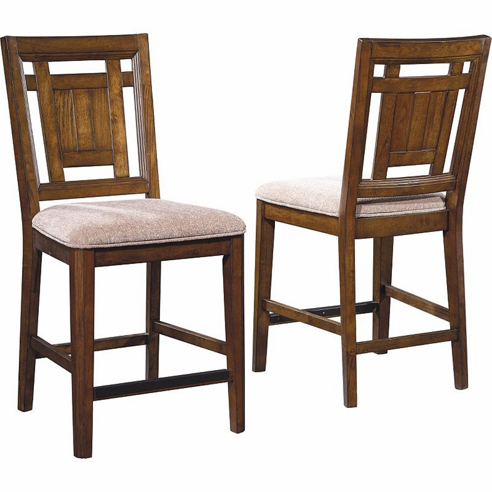 Awesome Broyhill Estes Park Counter Height Stool Set Of 2 4364 591 Lamtechconsult Wood Chair Design Ideas Lamtechconsultcom