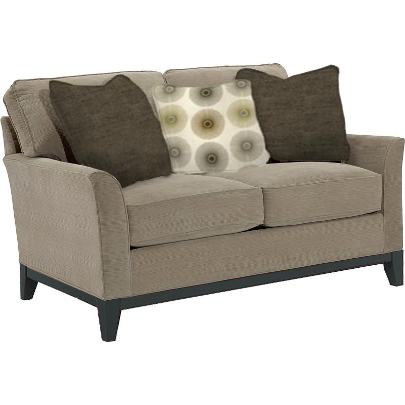 Broyhill Perspectives Loveseat 4445 1