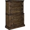 Broyhill - Pike Place Chest on Chest - 4850-240