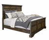 Broyhill - Pike Place King Panel Bed - 4850-258_259_450