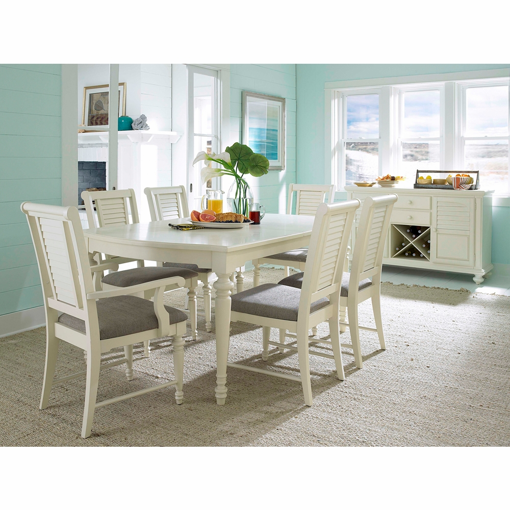 Seabrooke 8 Piece Dining Room Set
