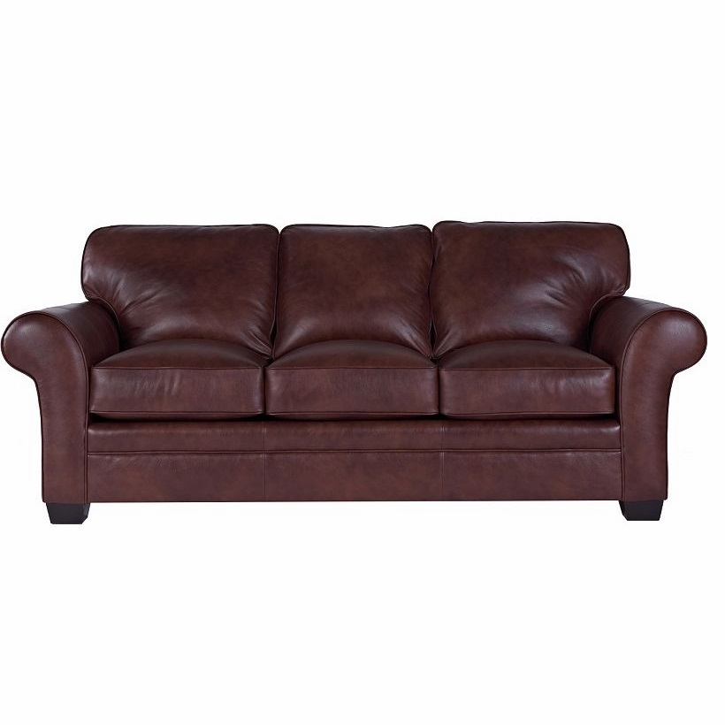 Stone Leigh Zachary Leather Sofa