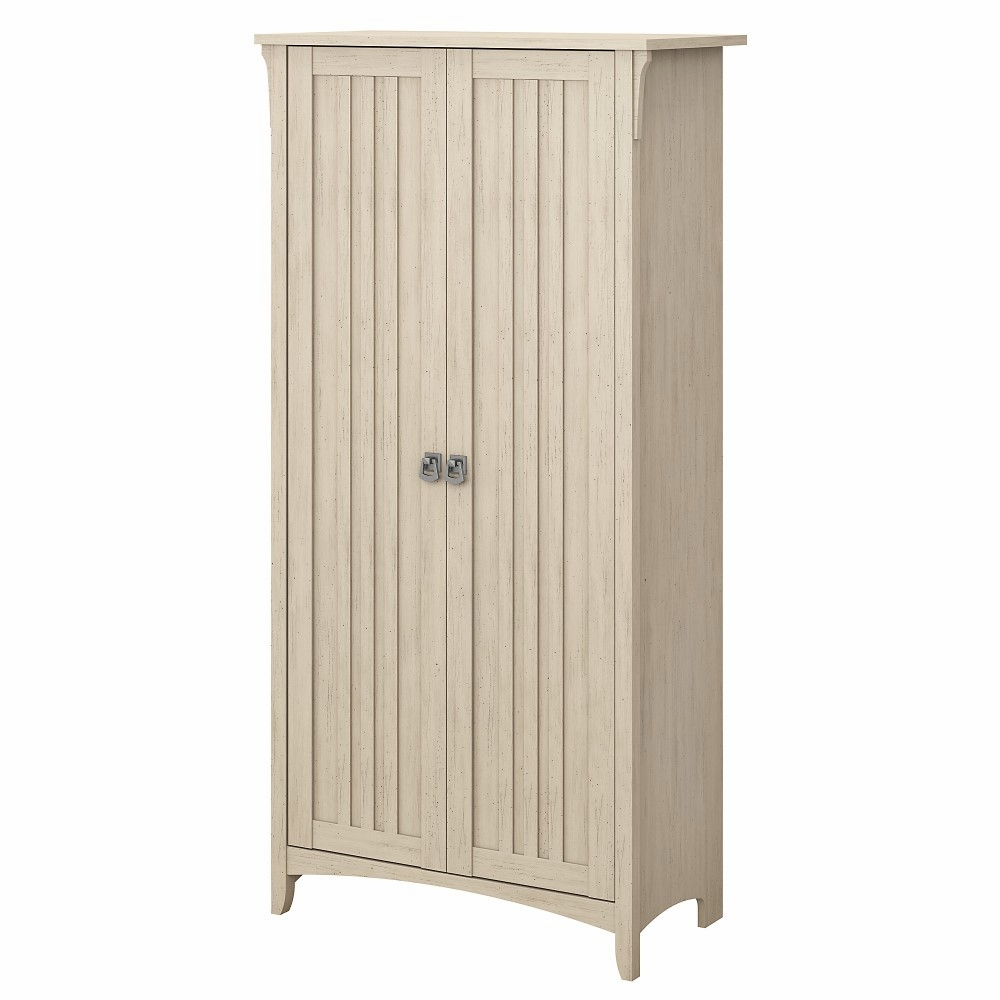 Salinas Tall Storage Cabinet With Doors