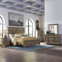 California King Bedroom Sets by Liberty Furniture