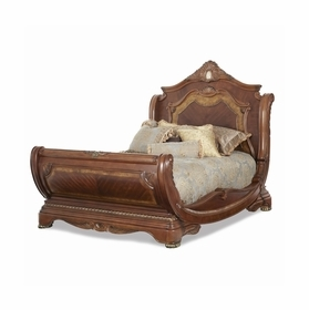 California King Sleigh Beds by AICO