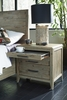 Palliser - Casablanca 3 Drawer Nightstand - 372-433