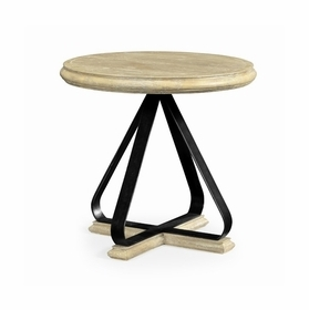 Chairside Tables by Jonathan Charles Fine Furniture