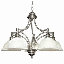 Chandelier Lamps by Yosemite Home Decor