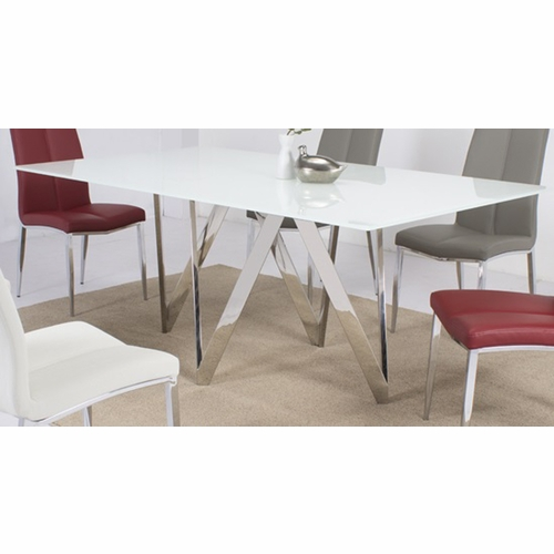 Chintaly - Abigail 5-Piece Dining Set - ABIGAIL-5PC