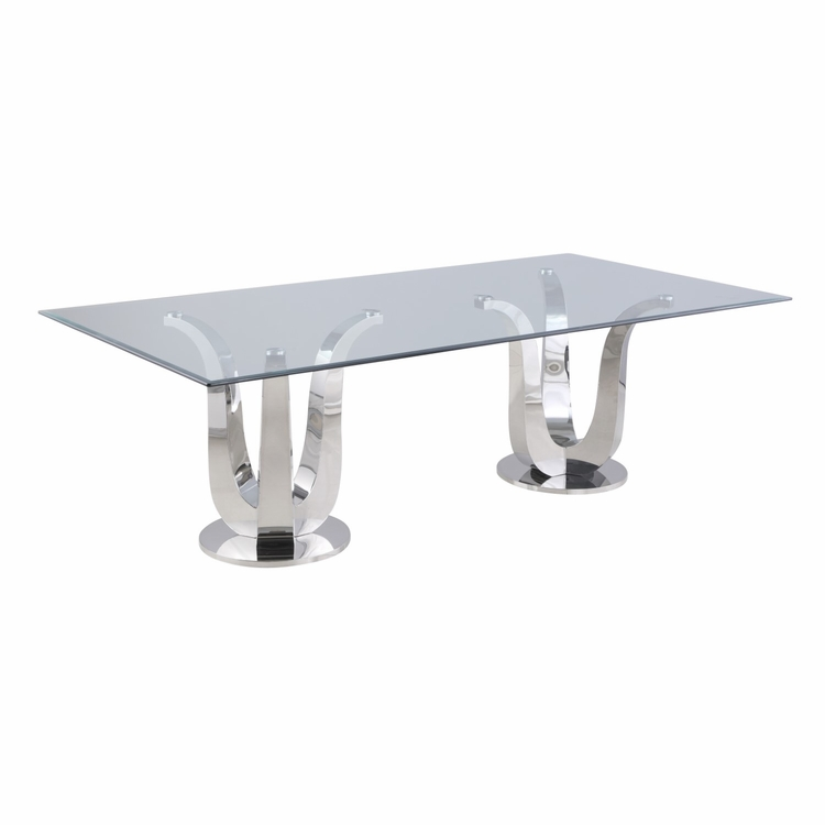 Terrific Chintaly Adelle Dining Table Adelle Dt Rct Home Interior And Landscaping Synyenasavecom