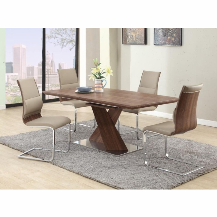 Chintaly - Bethany 5 Piece Dining Set - BETHANY-5PC