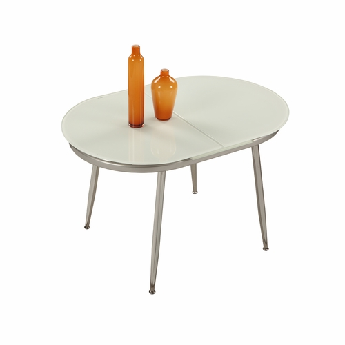 Chintaly - Donna Self Storaging Extension Dining Table - DONNA-DT