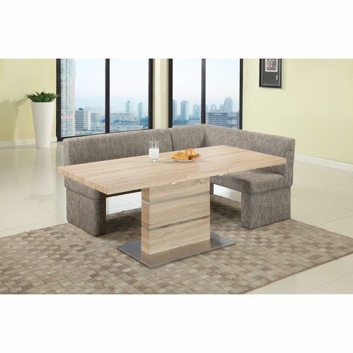 Chintaly - Labrenda Dining Set With Nook - LABRENDA-DT_NOOK