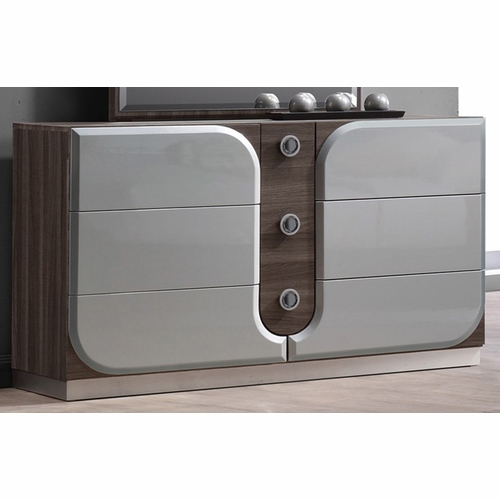 Chintaly - London 6 Drawers Dresser - LONDON-DRS