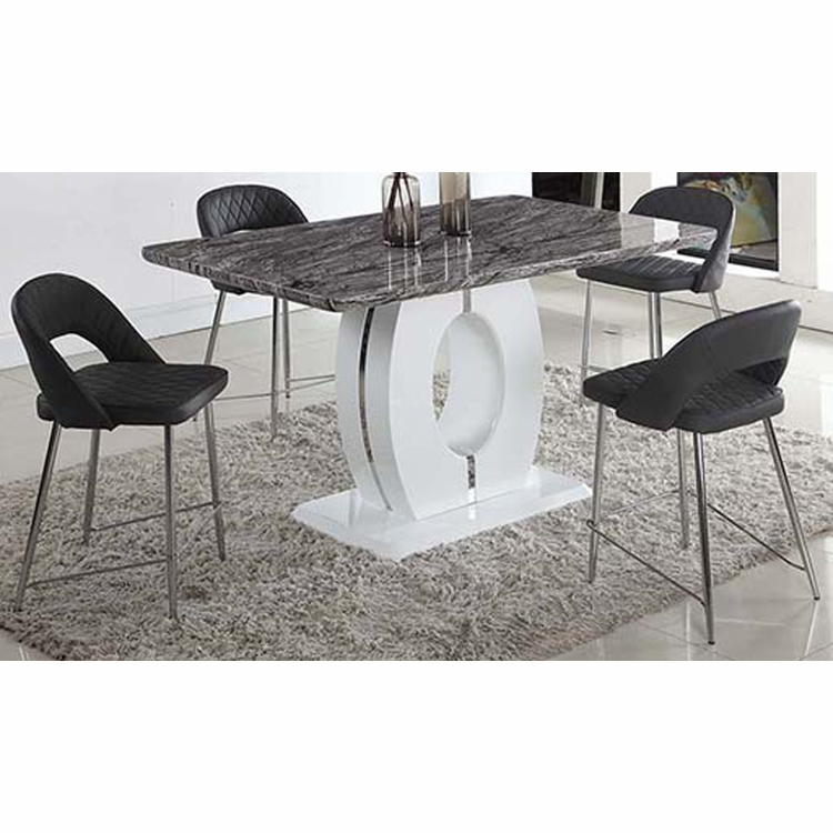 Chintaly - Samantha 5Pc Dining Set - SAMANTHA-5PC