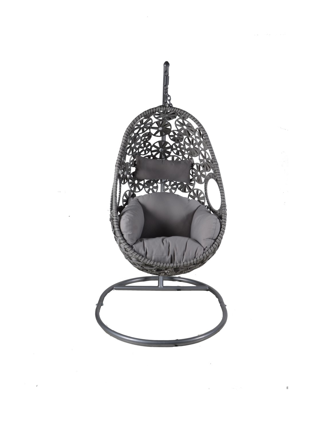 Chintaly Santa Monica Swing Design Rattan Chair With