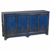 Classic Home - Amherst 4 Drawer Buffet Antique Blue - 52003623