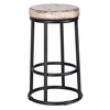 Classic Home - Jaden Counter Stool Antique White - 53003961