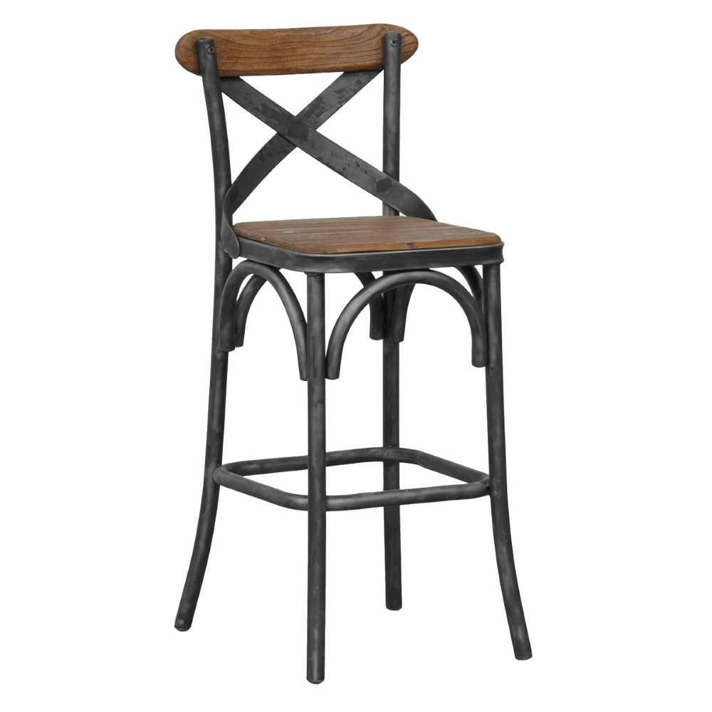 Cool Classic Home Powell Counter Stool Natural 53003562 Uwap Interior Chair Design Uwaporg