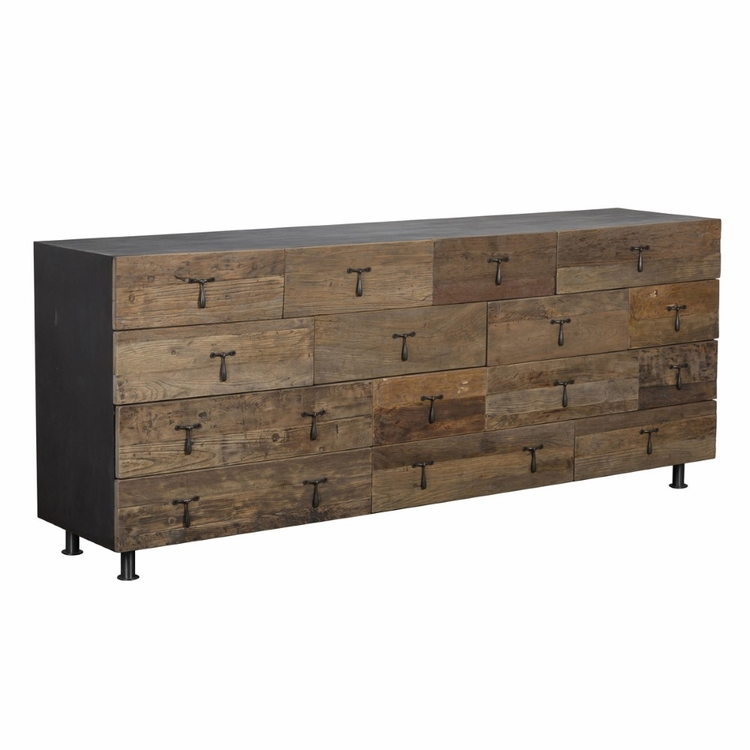 Classic Home - Tabard Sideboard Natural - 52004447