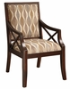 Coast to Coast Imports - Accent Chair In Brown Cowie Espresso - 46234