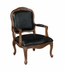Coast to Coast Imports - Accent Chair In Dark Brown - 21044