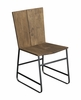 Coast to Coast Imports - Dining Chair In Sequoia Light Brown Acacia  Set of 2 - 75356
