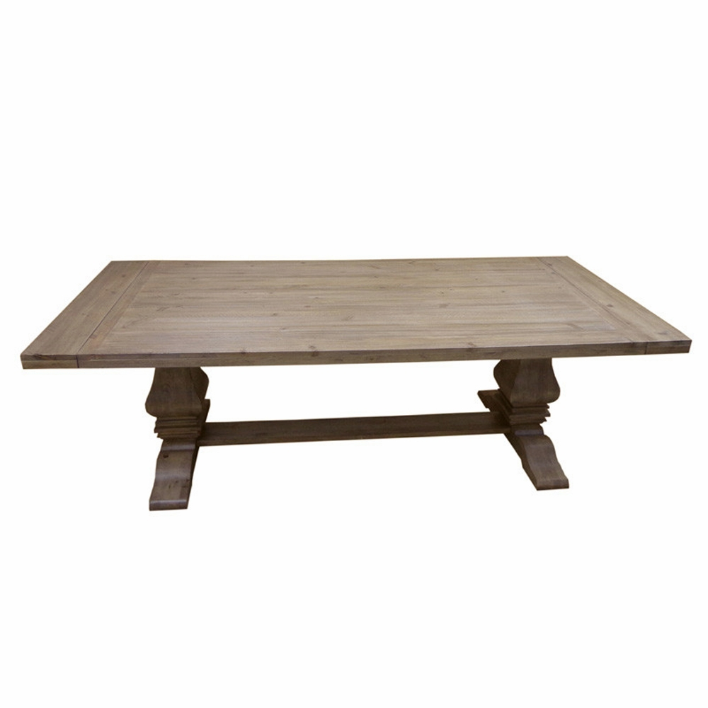 Coaster Florence Rectangular Dining Table With Double