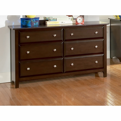 Coaster - Jasper Dresser in Cappuccino Finish - 400753