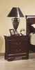 Coaster - Louis Philippe Night Stand in Cherry Finish - 203972