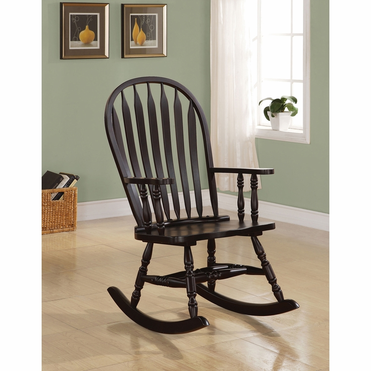 Coaster - Rocking Chair (Cappuccino) - 600186