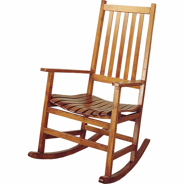 Coaster - Rocking Chair (Warm Brown) - 4511