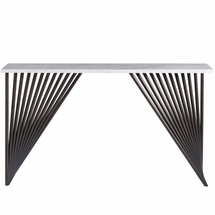 Console Tables by Nina Magon