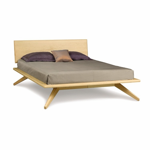 Copeland Furniture - Astrid Cal King Bed With 1 Adjustable Headboard - 1-AST-25