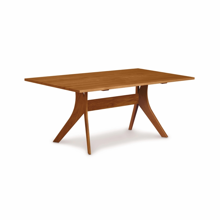 "Copeland Furniture - Audrey 40"" X 72"" Fixed Top Table - 6-AUD-10"