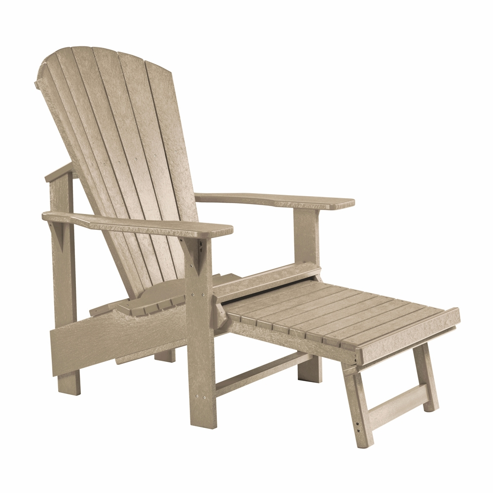 Genial CR Plastic Products   Generations Upright Adirondack Chair In Beige    C03 07. Hover To Zoom