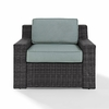 Crosley Furniture - Beaufort Arm Chair  - CO7155-BR